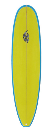 third World Surfboards Black Magik shortboard surfboard