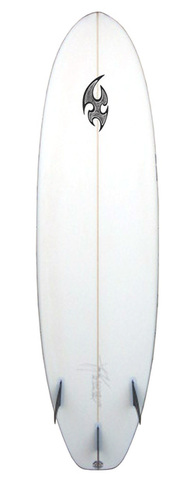 EMP II Model Surfboard thirdworldsurfboards