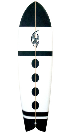 High Performance shortboard, jason kline, third world surfboards